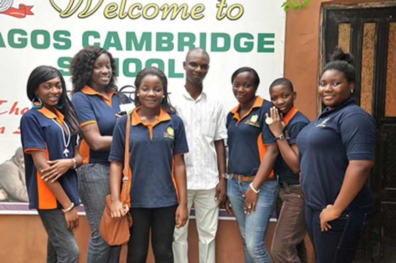 Lagos Cambridge School, Magodo