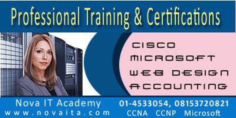 Nova IT Academy, Surulere.