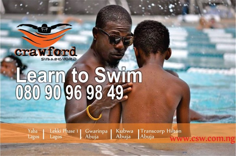 Crawford Swimming World, Yaba